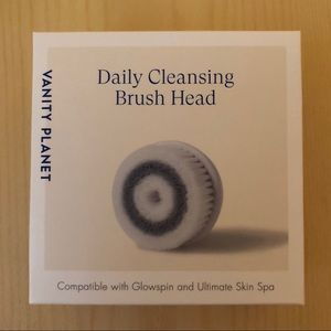 Vanity Planet Daily Cleansing Brush Head